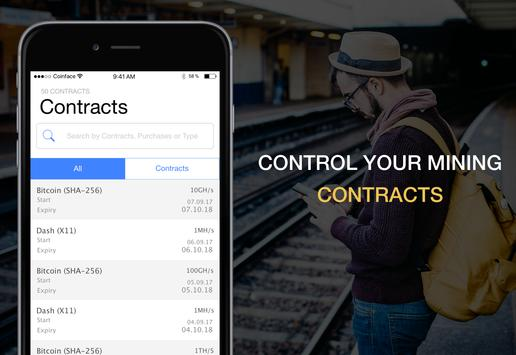 Coinface - Bitcoin Mining and more 3 3 3 for Android - APK Download
