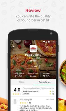 Domicilios.com - Order food ScreenShot1