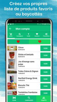 BuyOrNot - Scan de produits ScreenShot1