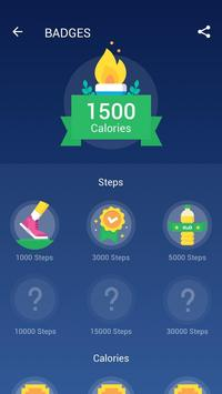 Step Counter - Pedometer Free and Calorie Counter
