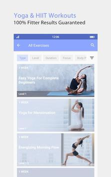 Daily Yoga - Yoga Fitness Plans ScreenShot1