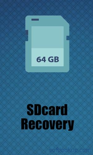 SDcards Recovery ScreenShot1