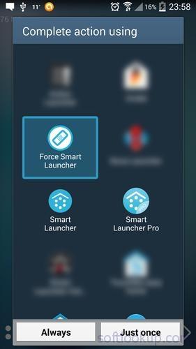 Patch for Smart Launcher ScreenShot1
