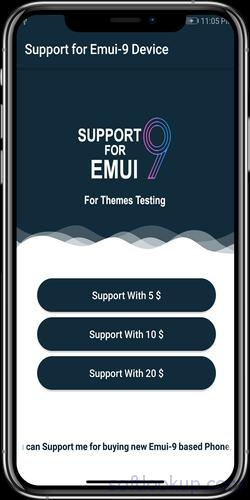 Support me For Emui9 Device 1 3 for Android - APK Download