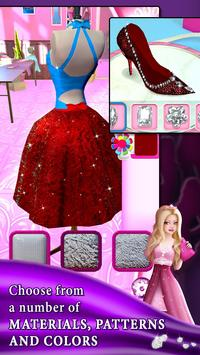 Prom Dress and Shoe Designer Games