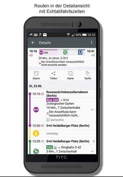 BVG FahrInfo Plus ScreenShot1