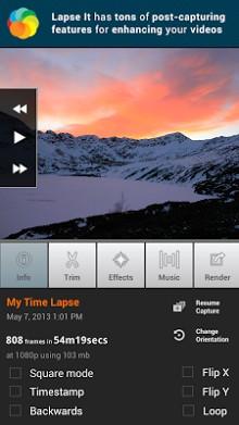 Lapse It - Time Lapse Camera