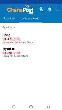 GhanaPostGPS ScreenShot1