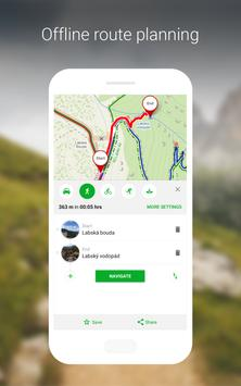Mapy.cz - Cycling and Hiking offline maps