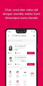 Halodoc - Doctors, Medicine and Labs ScreenShot1
