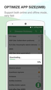 Disorder and Diseases Dictionary 2018 ScreenShot1