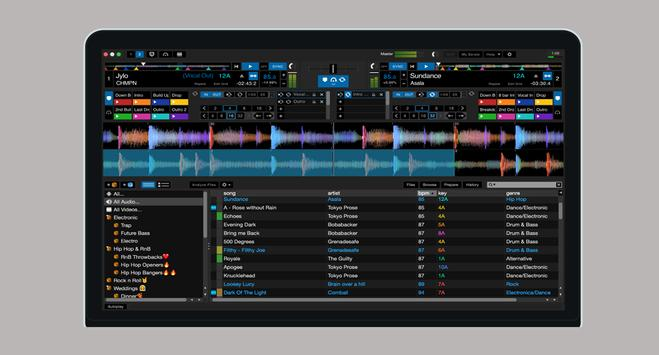 VIRTUAL FLDJ STUDIO - Djing and Mix your music ScreenShot1