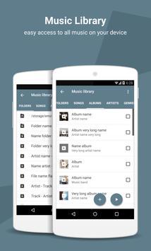 NRG Player music player ScreenShot1