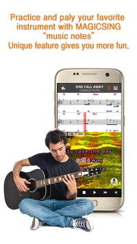 Magicsing : Smart Karaoke for everyone ScreenShot1