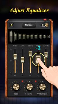 Equalizer - Bass Booster and Volume Booster ScreenShot1
