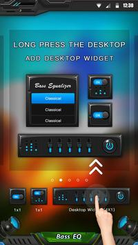 Equalizer and Bass Booster ScreenShot1