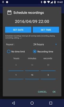 RecForge II - Audio Recorder ScreenShot1