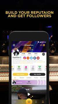 Battle Me: Rap Maker and Hip Hop Studio. Community ScreenShot1