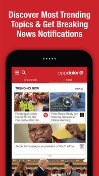 appdater - Breaking and Trending News