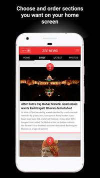 ZEE News ScreenShot1