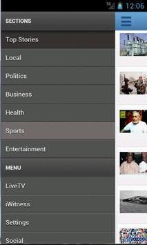 ChannelsTV Mobile for Androids ScreenShot1