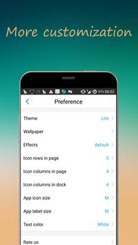 iLauncher os12 theme for phone x control center