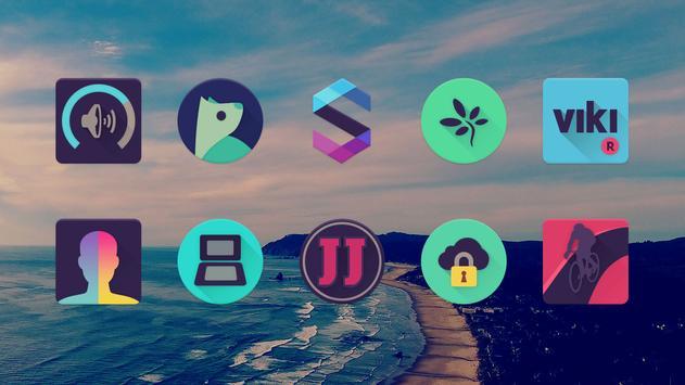 Viral - Free Icon Pack ScreenShot1