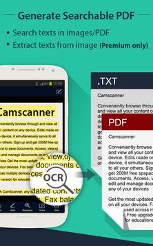 CamScanner HD - Scanner, Fax ScreenShot1