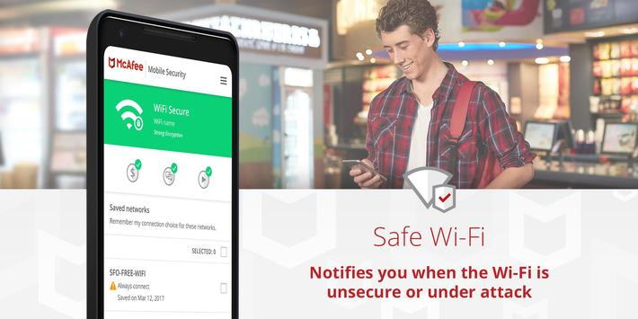 Mobile Security: Antivirus, Anti-Theft and Safe Web