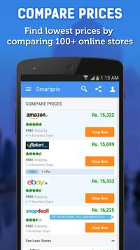 Best Price Comparison Shopping ScreenShot1