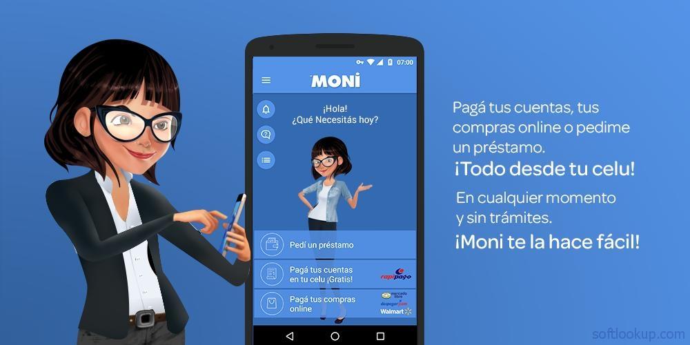 Moni ScreenShot1