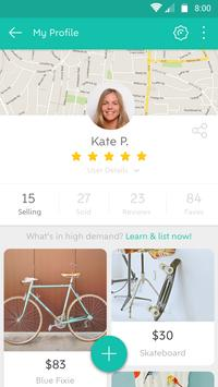 Wallapop - Buy and Sell Nearby ScreenShot1
