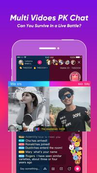 MeMe Live أ¯آ¼ع† Live Stream Video Chat and Make Friends