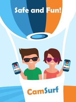 Camsurf: Chat Random and Flirt