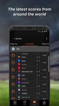 90min - Live Soccer News App ScreenShot1