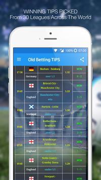 Betting TIPS VIP : DAILY PREDICTION ScreenShot1