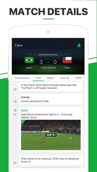 All Football GO-  Live Score,Games