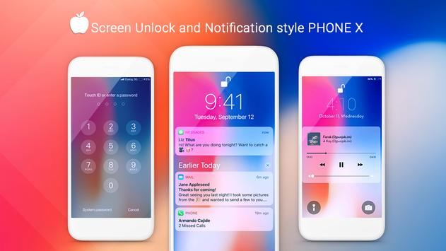 iLauncher OS 12 - Phone X 1 1 36 for Android - APK Download