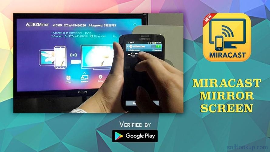 MiraCast For Android to TV ScreenShot1
