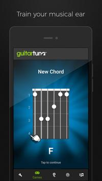 Guitar Tuner Free - GuitarTuna ScreenShot1