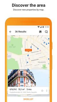 ImmobilienScout24 - House and Apartment Search ScreenShot1