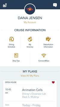 Disney Cruise Line Navigator ScreenShot1