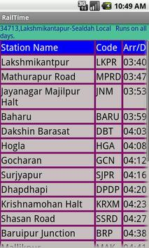 Kolkata Suburban Trains ScreenShot1