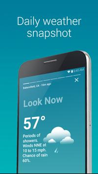 The Weather Channel: Local Forecast and Weather Maps ScreenShot1