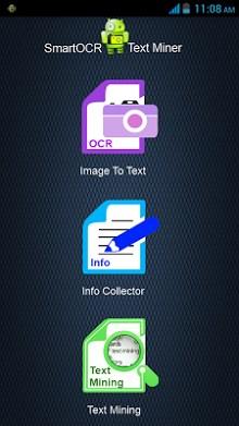 Smart OCR - Text Miner