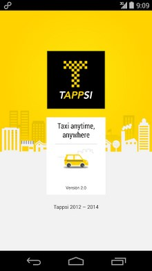 Tappsi - Safe Taxi