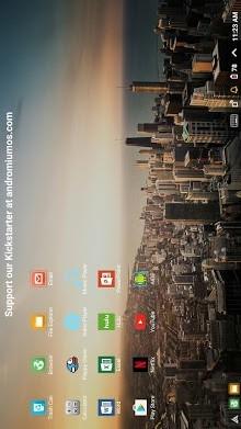 Andromium OS  Beta ScreenShot1