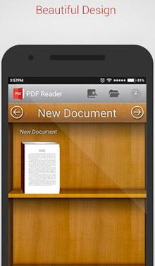 PDF Reader and Document Viewer ScreenShot1
