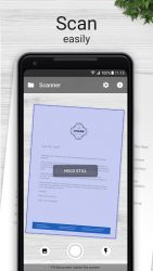 Scanner for Me: Convert Image to PDF