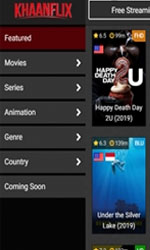 KhaanFlix  | Watch Movies and Series for Free